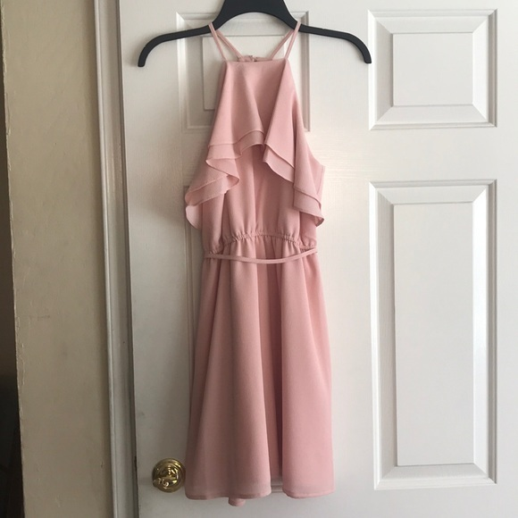 Candie's Dresses & Skirts - Light Pink Formal Dress WORN ONCE